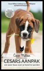 Omslag van het boek Cesars aanpak om weer baas over je hond te worden (Cesar Millan)